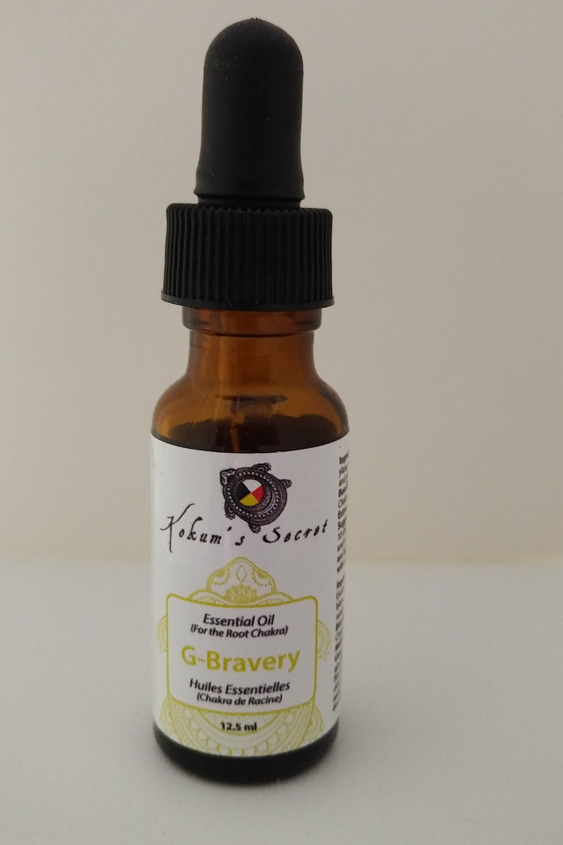 G-Bravery (essential oil for root chakra) G's Carpet